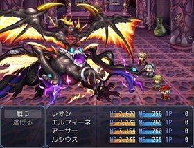 吸血姫と勇者 Game Screen Shot2
