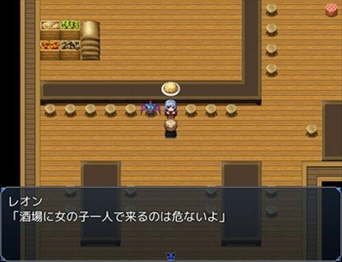 吸血姫と勇者 Game Screen Shot3