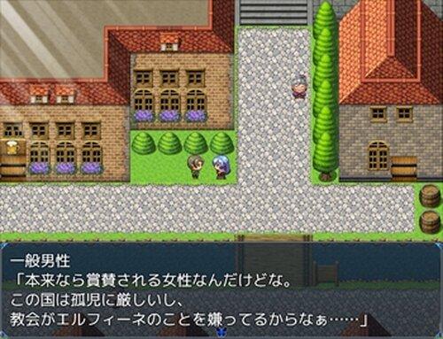 吸血姫と勇者 Game Screen Shot5