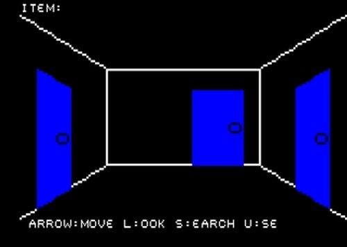 キャラグラハウス Game Screen Shot3