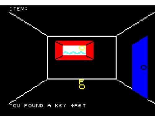 キャラグラハウス Game Screen Shots