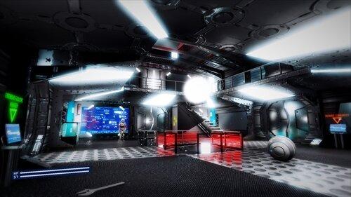 Draw Near (ドロー ニア) Game Screen Shot