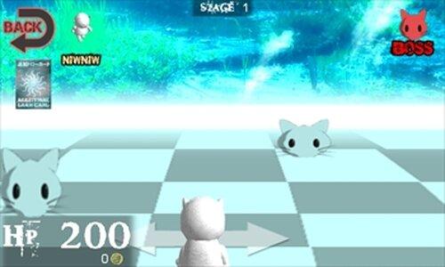 R-canya Fluke(あるかにゃふる~く)ver 1.07 Game Screen Shot3