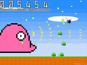爆裂スライムシューティング! Game Screen Shot4
