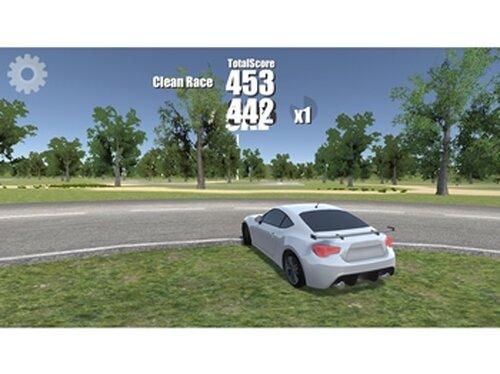 Drifting Harder Game Screen Shots