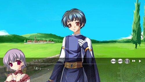 イリアR~ある女神のおしごと~ 体験版 Game Screen Shot5