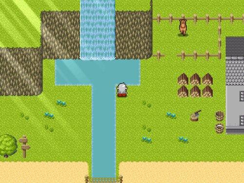 クローバー∞メモリーズ Game Screen Shot1
