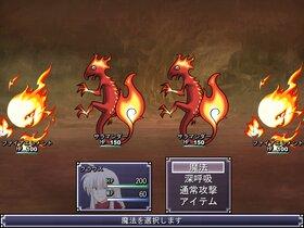 クローバー∞メモリーズ Game Screen Shot4