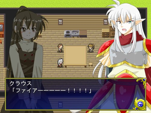 クローバー∞メモリーズ Game Screen Shots