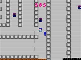 学校で逃走中! Game Screen Shot3