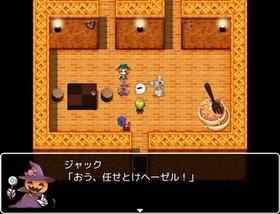 ヘーゼルと森の魔女 Game Screen Shot2