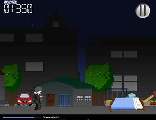 WalkingBed [English Version] Game Screen Shot5