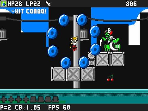 疾風戦記フォースギア外伝失われたカレーPlus Game Screen Shot3