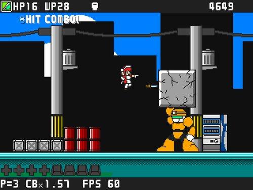 疾風戦記フォースギア外伝失われたカレーPlus Game Screen Shot4