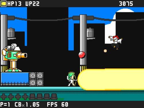 疾風戦記フォースギア外伝失われたカレーPlus Game Screen Shot5