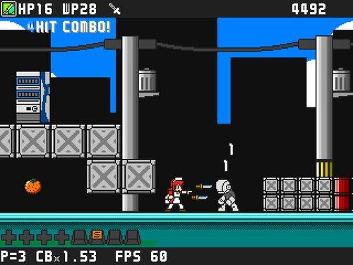 疾風戦記フォースギア外伝失われたカレーPlus Game Screen Shots