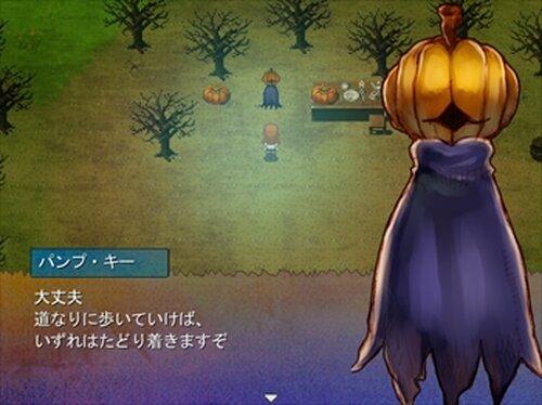 名無しのプシュケー Game Screen Shot2