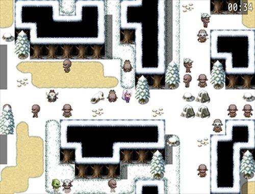 ぶたドミノ~ぶたは友達!怖くないよ!~ Game Screen Shot2
