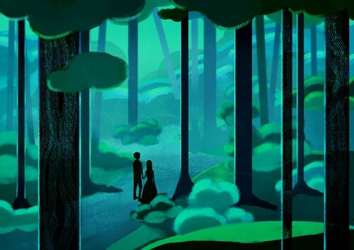 The Fairest Forest Game Screen Shot1