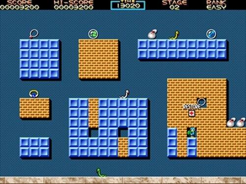 ノストラダムスの秘宝 Game Screen Shots