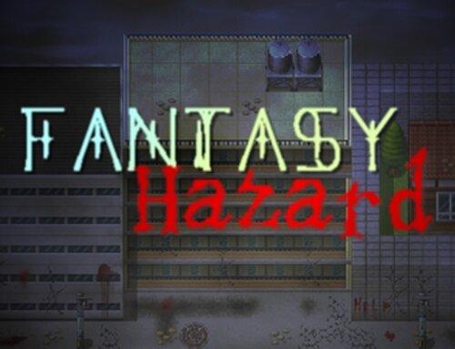 FANTASY HAZARD Game Screen Shot2