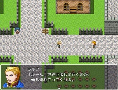 キノコ王国の伝説MV版(先行体験版) Game Screen Shot3