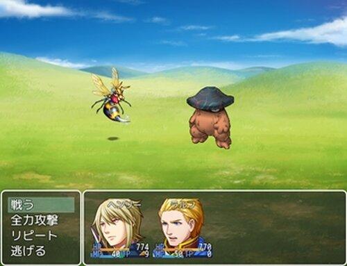 キノコ王国の伝説MV版(先行体験版) Game Screen Shot4