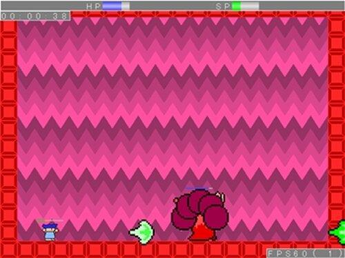 ヤシーユが格闘王への道に挑戦するようです Game Screen Shots