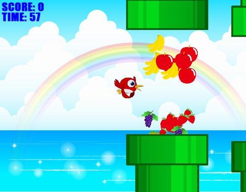 フルーツバード Game Screen Shot1