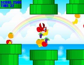 フルーツバード Game Screen Shot4