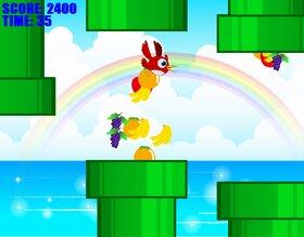 フルーツバード Game Screen Shot5
