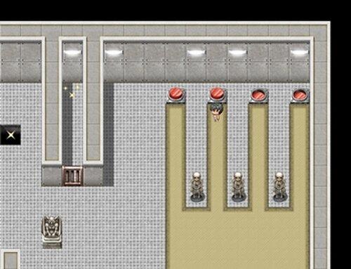 下着姿の脱出ゲーム Game Screen Shot3