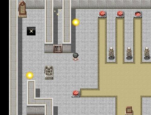 下着姿の脱出ゲーム Game Screen Shot4