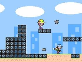 ヘルメッ子 Game Screen Shot3
