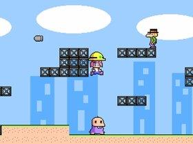 ヘルメッ子 Game Screen Shot4