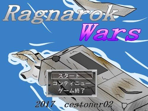 Ragnarok Wars Game Screen Shot