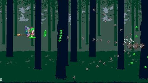 飛べ!サラちゃん! Game Screen Shot1
