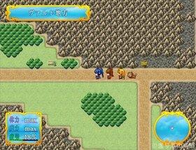 レティシア物語~スフェール王国の若き三姉妹~ Game Screen Shot2