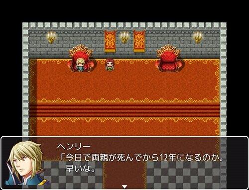 キノコ王国の伝説(MV版) Game Screen Shot1