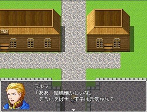 キノコ王国の伝説(MV版) Game Screen Shot3
