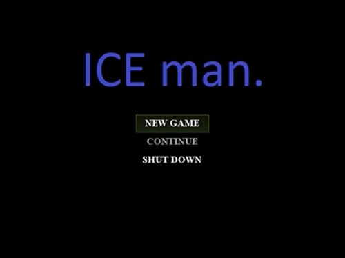 ICE man Game Screen Shot2