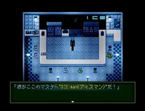 ICE man Game Screen Shot