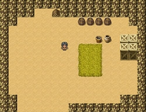 依頼と少年と酒 Game Screen Shot2