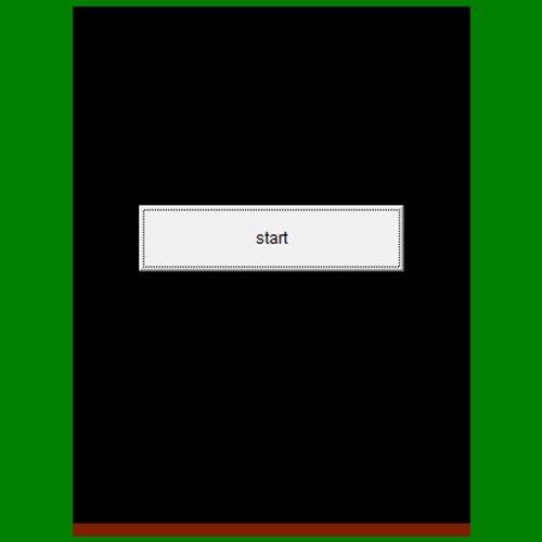 赤と青のブロックを消すゲーム Game Screen Shot