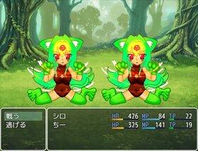 ネコミミクエスト Game Screen Shot3