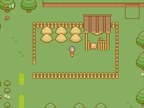 どんぐりをあなたに Game Screen Shots