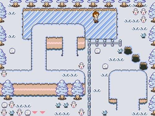 道の先はみえない/創造 Game Screen Shot2