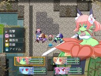 アウラルと光の竜~魔王病と古の秘宝~(v1.15)のゲーム画面