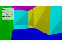 3D maze -The Origin-