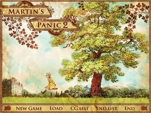 Martin'sPanic2 Game Screen Shot2
